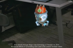 Magic Leap-ը ցուցադրել է լրացված իրականության ինովացիոն տեխնոլոգիա