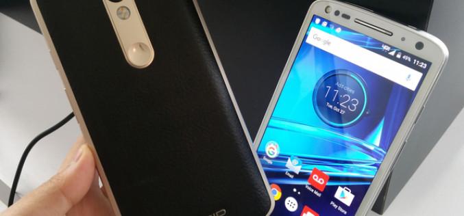 Motorola Droid Turbo 2՝ չկոտրվող էկրանով սմարթֆոն (տեսանյութ)