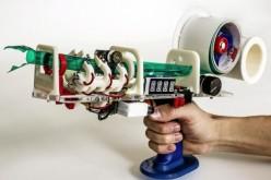 3D-ատրճանակ, որը մեծ արագությամբ կարկասներ է կառուցում (տեսանյութ)