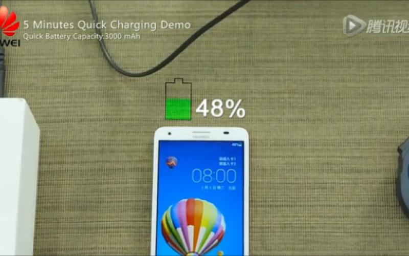 Նոր տեխնոլոգիան թույլ կտա լիցքավորել հեռախոսները 10 անգամ ավելի արագ