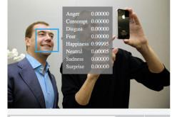 Ծրագիր, որը ճանաչում է լուսանկարում պատկերված մարդկանց էմոցիաները