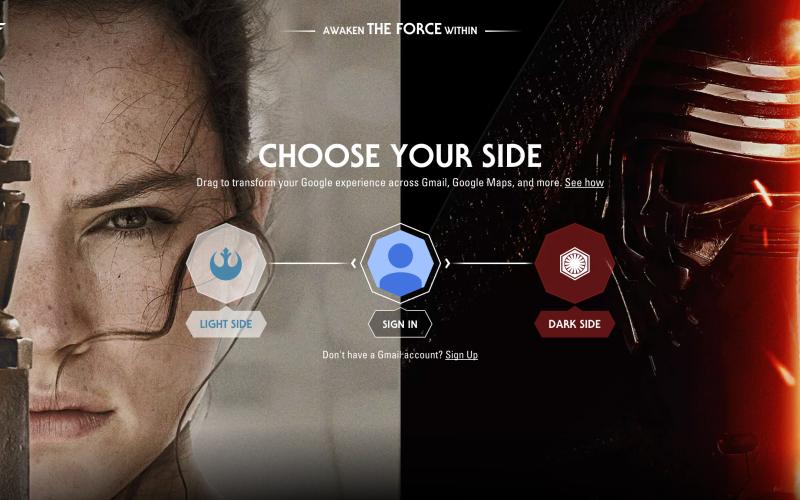 Google-ն անակնկալ է պատրաստել «Աստղային պատերազմներ» ֆիլմի սիրահարների համար