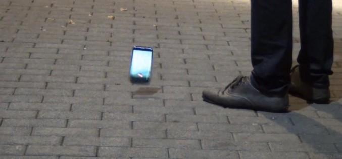 Ինչո՞ւ են սմարթֆոններն ընկնում էկրանի վրա