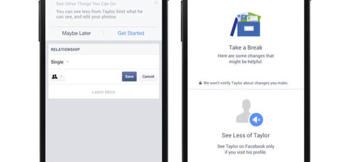 Facebook-ի նորամուծությունները կօգնեն օգտագործողներին հաղթահարել բաժանումը