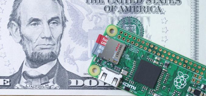 Raspberry Pi-ի նոր համակարգիչն արժե 5 դոլար