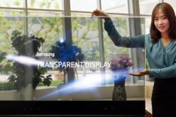 Դեկտեմբերին Samsung-ը կսկսի արտադրել OLED թափանցիկ էկրաններ