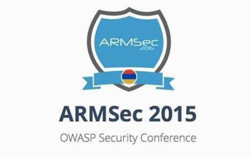 Դեկտեմբերի 5-ին Երևանում կանցկացվի վեբ-անվտանգության ARMSec կոնֆերանսը