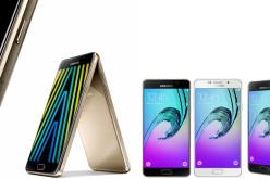 Samsung ընկերությունը ներկայացրել է Galaxy A3, A5, A7-ի նոր տարբերակները