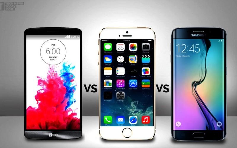 IPhone 6S-ի, Galaxy S6-ի և LG G4-ի տեսախցիկների համեմատություն (տեսանյութ)