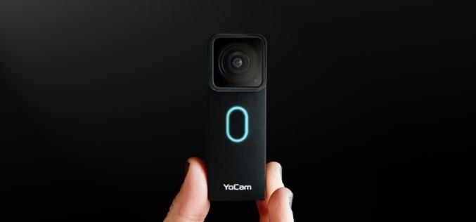 YoCam. 55 գրամանոց ջրակայուն տեսախցիկ` լայնանկյուն տեսապակիով (տեսանյութ)
