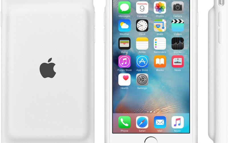 Apple-ը թողարկել է iPhone-ի պատյան` ներկառուցված մարտկոցով