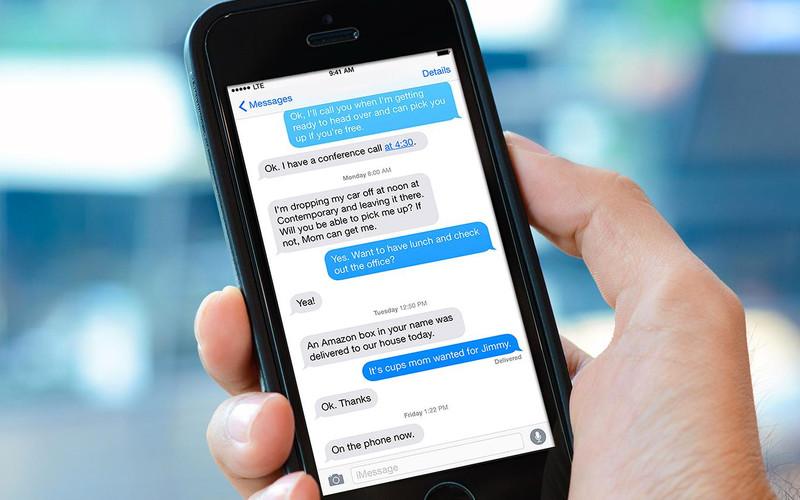 Հետազոտություն. ինչու չի կարելի SMS-ի վերջում վերջակետ դնել