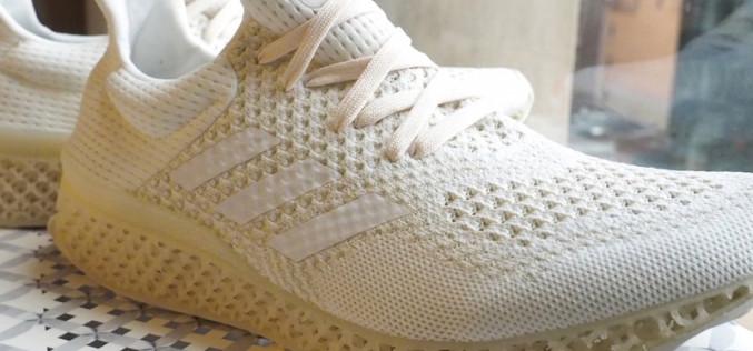 Adidas-ը ցուցադրել է 3D տպիչով պատրաստված սպորտային կոշիկներ