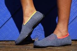 3D տպիչով պատրաստված առաջին կտորից կոշիկները (տեսանյութ)