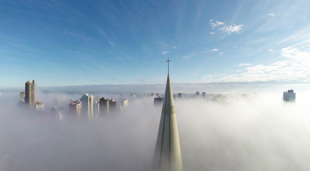 Մարինգա, Բրազիլիա, լուսանկարը՝ RICARDO MATIELLO/DRONESTAGRAM