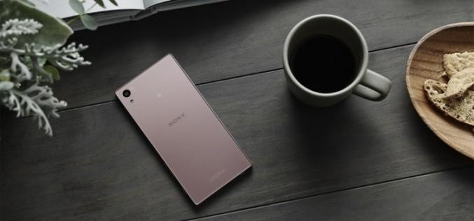 Արդյո՞ք այդքան լավն է վարդագույն Sony Xperia Z5–ը
