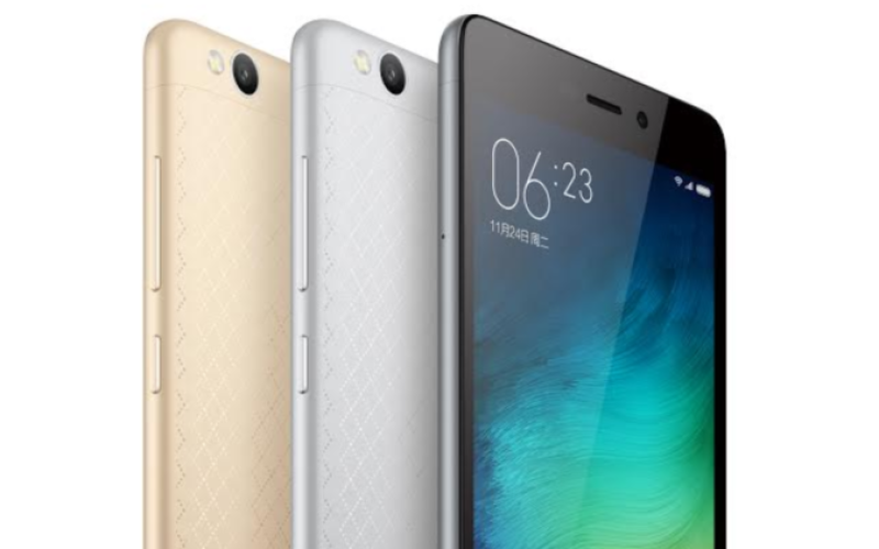 Պաշտոնապես ներկայացվել է Xiaomi Redmi 3 սմարթֆոնը
