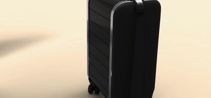 Ինովացիոն ճամպրուկ, որը հագեցած է մի շարք հնարավորություններով (տեսանյութ)