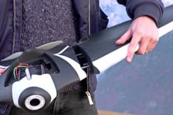 Parrot ընկերության նոր տեխնոլոգիական հրաշքը (տեսանյութ)