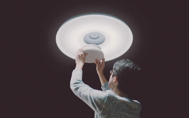 Sony-ն նոր «խելացի» լամպ է մշակել (տեսանյութ)