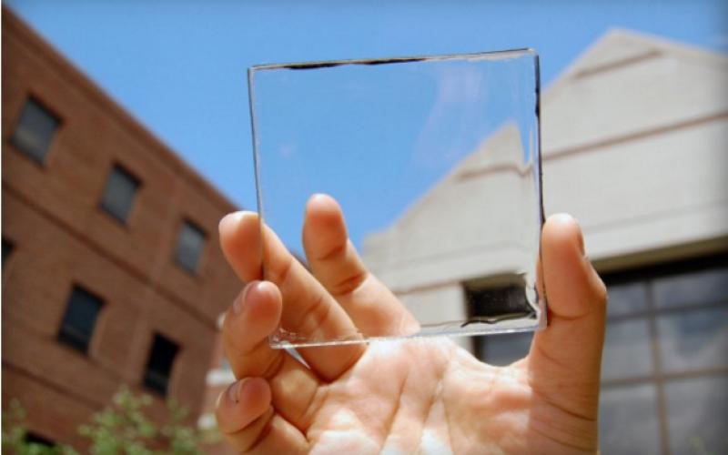 Այժմ ցանկացած ապակյա մակերես և սմարթֆոնի էկրան հնարավոր է վերածել արևային մարտկոցի