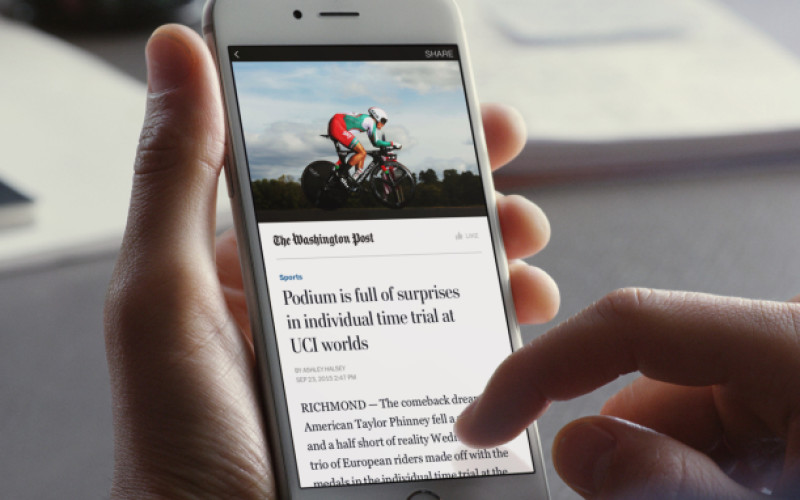 Facebook-ի Instant Articles-ն ավելի արագ կբեռնի կայքէջերը