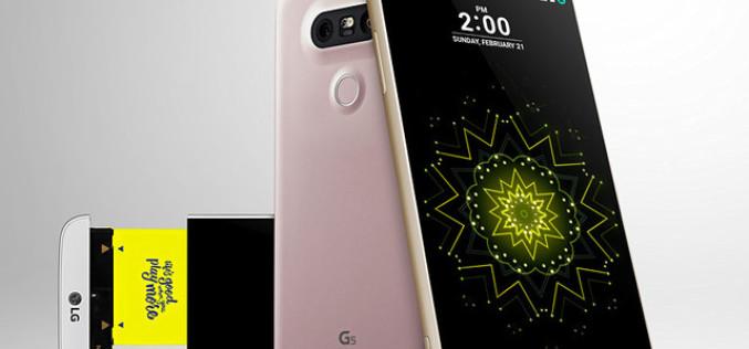 Ամեն ինչ նոր LG G5 առաջատար սմարթֆոնի և նրա «ընկերների» մասին