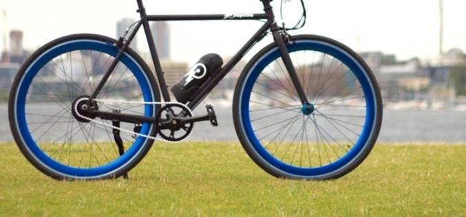 Propella eBike էլեկտրոնային հեծանիվ, որն ունի դասական դիզայն