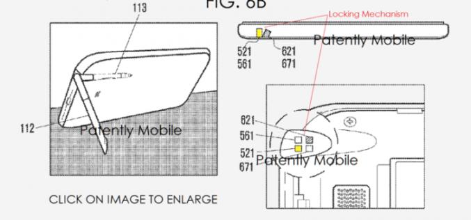 S Pen-ը հնարավոր կլինի օգտագործել որպես Galaxy Note-ի հենակ