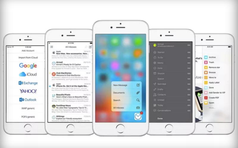 Airmail. նոր փոստային ծառայություն՝ iOS-ի համար