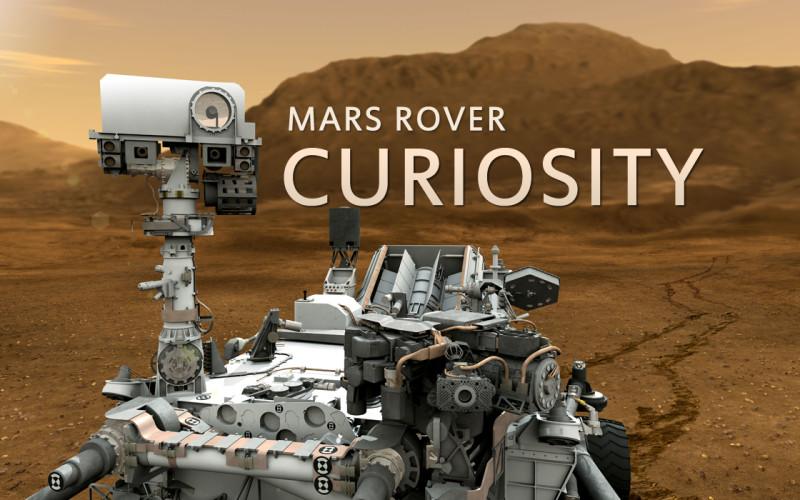 Ցուցադրվել է Մարս մոլորակի պանորամային լուսանկարը
