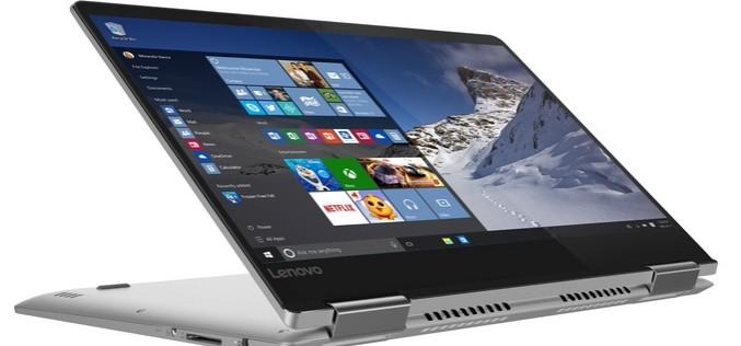 Lenovo Yoga 710 նոութբուքներն առանձնանում են իրենց անհավանական բարակությամբ` 14.7 մմ