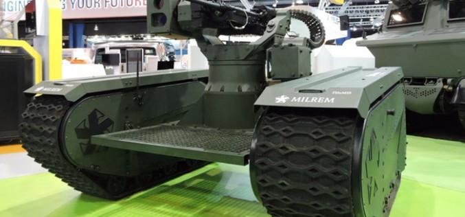 Milrem-ի մարտական ռոբոտը նոր հնարավորություններ է ներմուծում սպառազինության աշխարհ