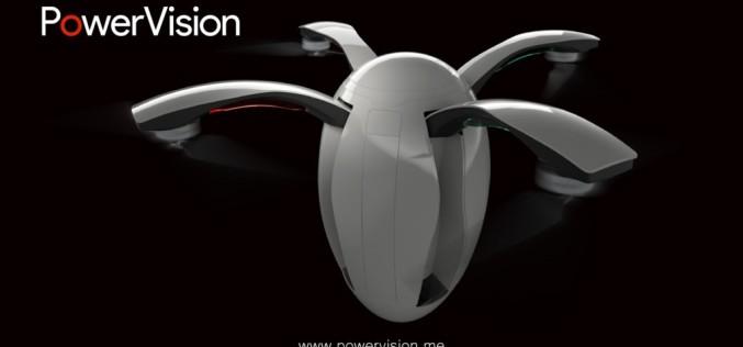 Անհավանական կառուցվածքով նոր անօդաչու թռչող սարք