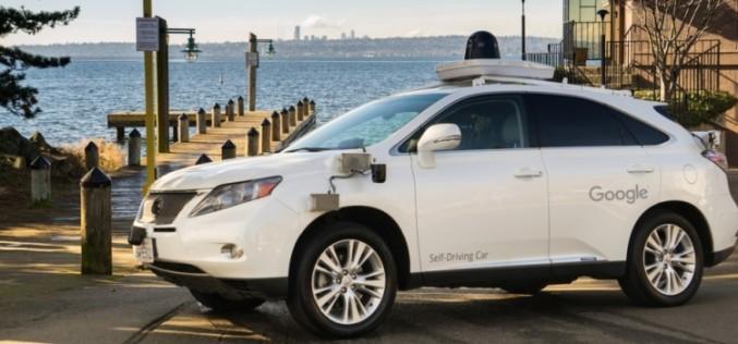 Google-ի առանց վարորդի ավտոմեքենաները կհայտնվեն Վաշինգտոնի փողոցներում