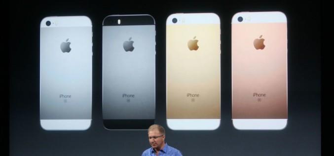 Apple-ը ներկայացրեց նոր iPhone SE-ն