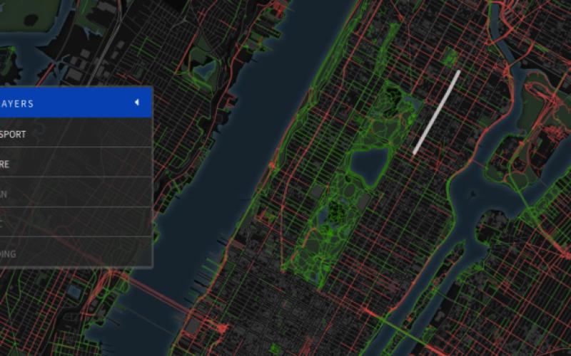 Այս գեղեցիկ քարտեզների օգնությամբ կբացահայտեք, թե ինչպես են «հնչում» քաղաքները