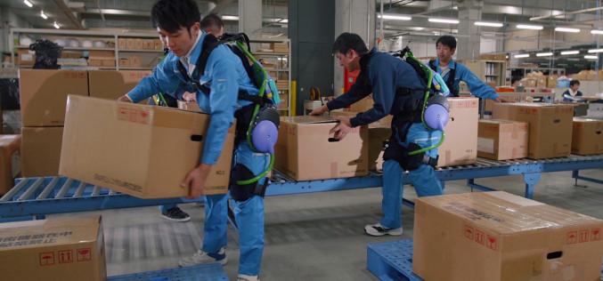 Panasonic-ի ռոբոտ-կոստյումները կթեթևացնեն Ձեր հոգսը