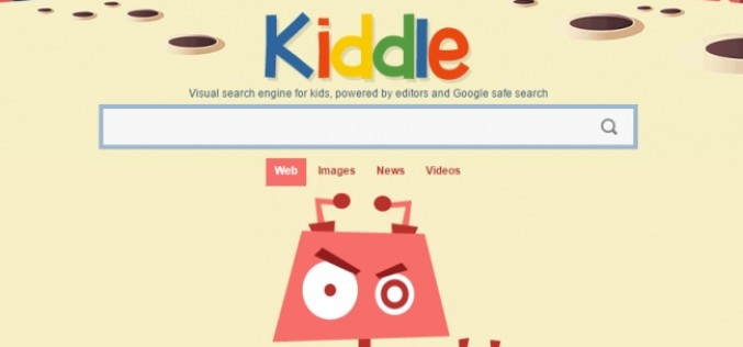 Kiddle. թողարկվել է Google որոնողական համակարգի մանկական տարբերակը