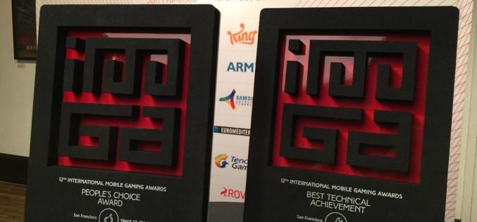 Shadowmatic-ը դարձել է IMGA մրցանակաբաշխության երկու անվանակարգի հաղթող