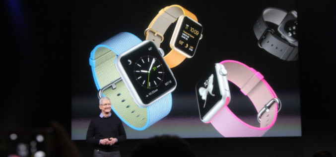 Apple ցուցադրել է Apple Watch-ի նոր աքսեսուարները