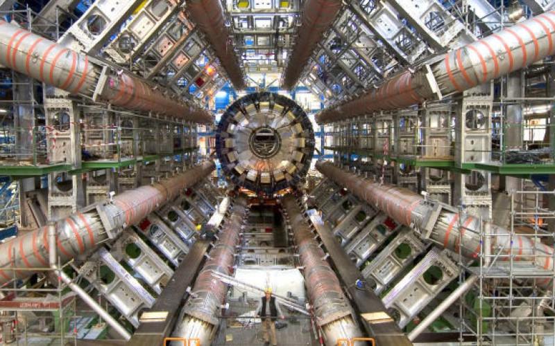 Նոր ապշեցուցիչ տեսահոլովակ՝ աշխարհի ամենամեծ ֆիզիկական լաբորատորիայից