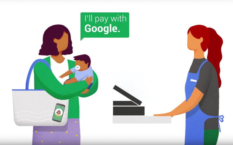 Google-ն առաջարկում է վճարումներ կատարելու նոր հեղափոխական մեթոդ