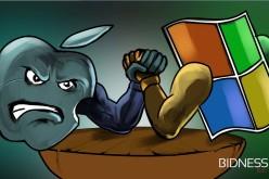 Microsoft VS Apple. գովազդային պատերազմը շարունակվում է