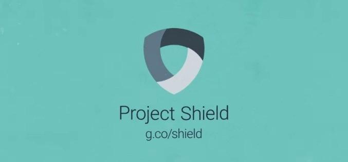 Project Shield-ը կապահովի համացանցային տեղեկատվության անվտանգությունը