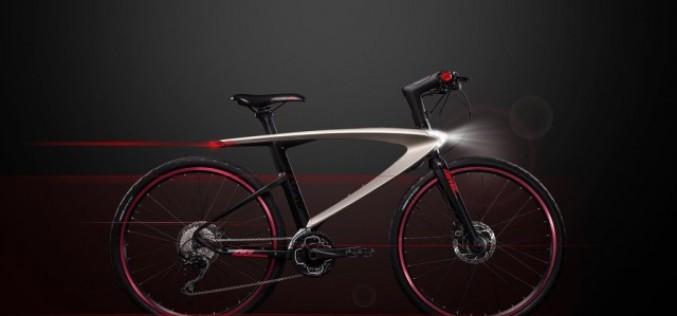 LeEco Super Bike խելացի հեծանիվ, որն աշխատում է Android ՕՀ-ով
