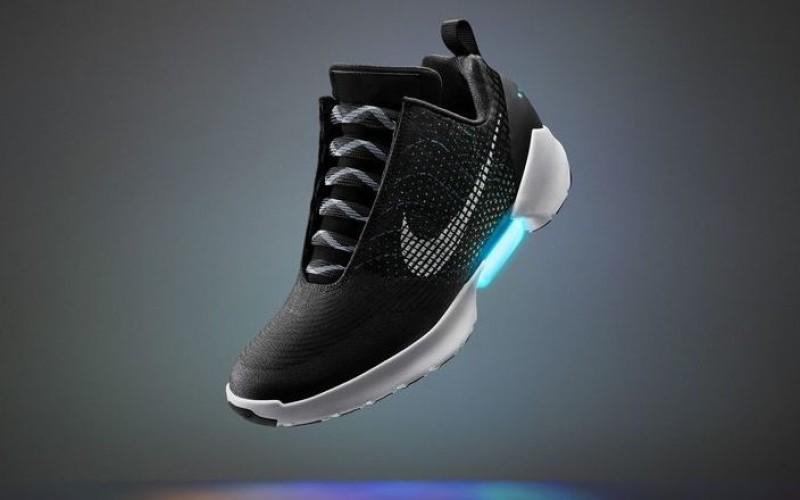 Nike HyperAdapt 1.0 ավտոմատ ամրակապվող սպորտային կոշիկներ