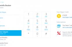 Skype-ի վեբ-տարբերակն այսուհետ կզանգահարի բջջային և քաղաքային հեռախոսներին