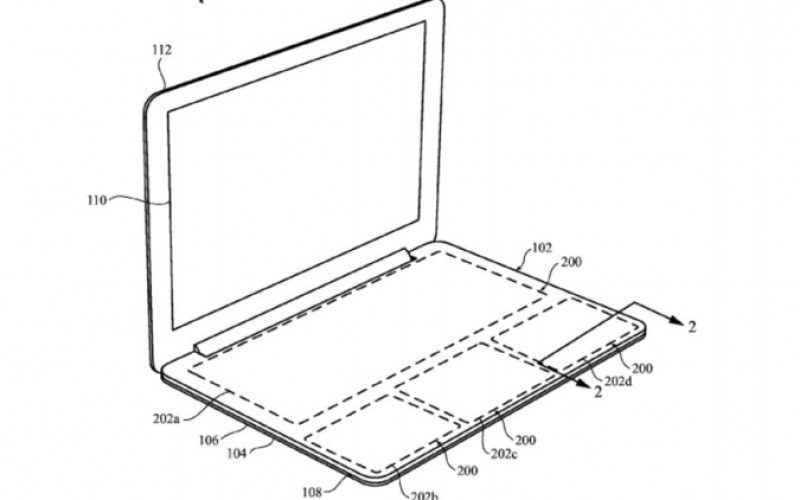 Apple-ը կթողարկի սենսորային ստեղնաշարով նոութբուք