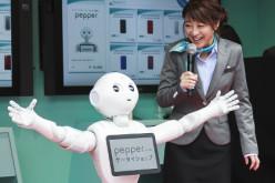 Pepper խոսող ռոբոտն ընդունվել է ճապոնական միջնակարգ դպրոց